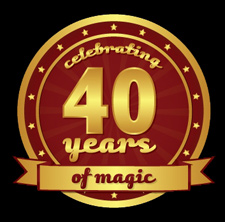 Celebrating 40 Years of Magic!